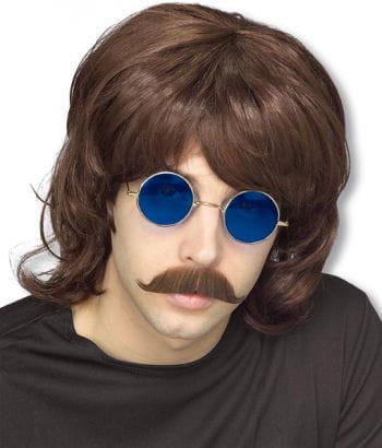 70s Wig Brown
