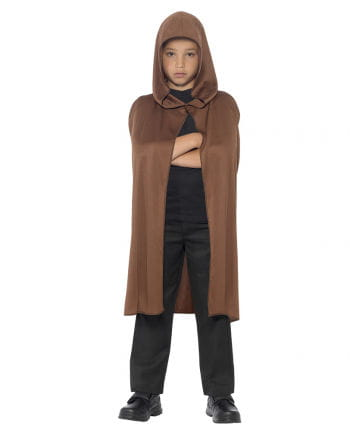 Hood For Children Brown