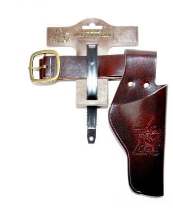Brown Belt Revolver