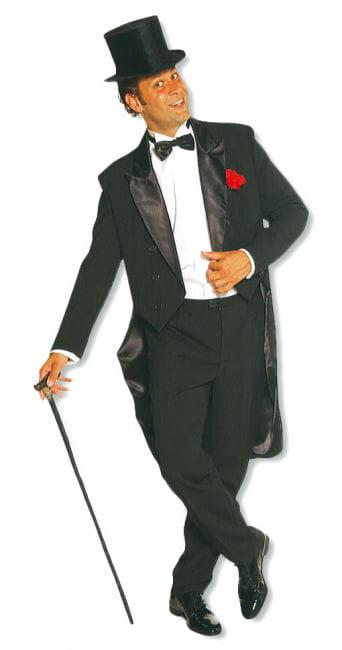 Cabaret Mens Costume black
