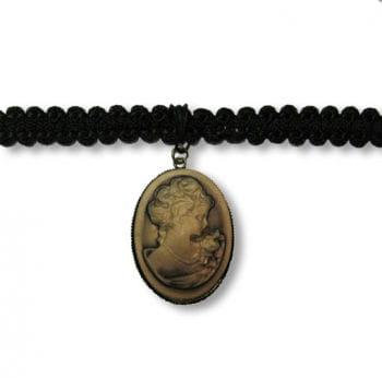 Cameo Gothic Halsband