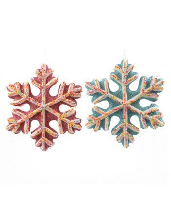 Candy Snowflake 15cm