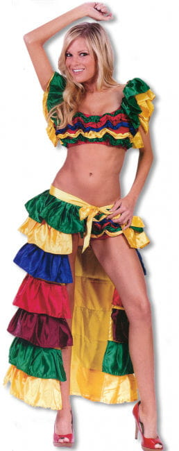 Cha Cha Girl Costume SM