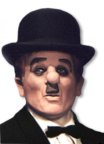 Charlie Chaplin mask