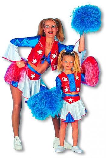 Cheerleader Kostüm XL