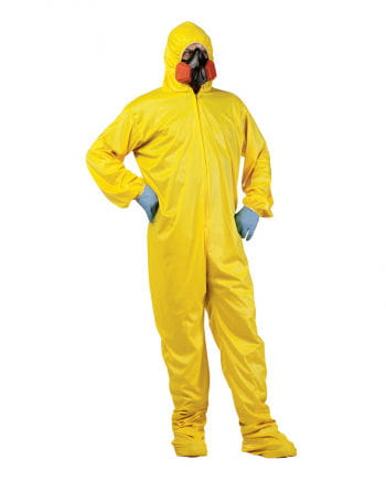 Chemiehrer Jumpsuit With Breath Mask