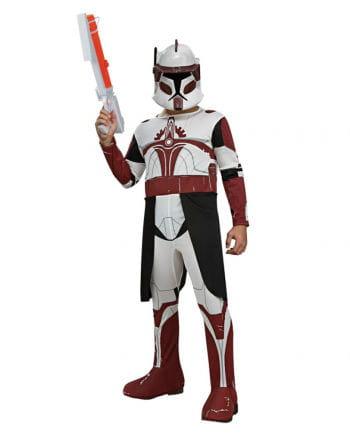 Clone Trooper Commander Fox Child Costume