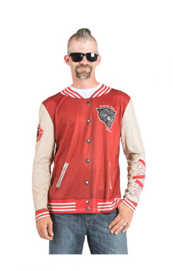 College Jacket Men Longsleeve