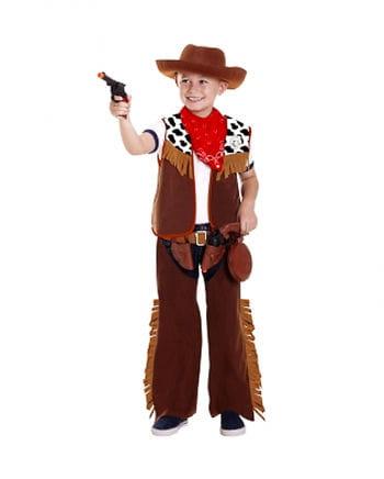 Cowboy Kinder Kostüm Set