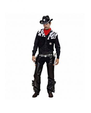 Wildwest Cowboy Kostüm Set