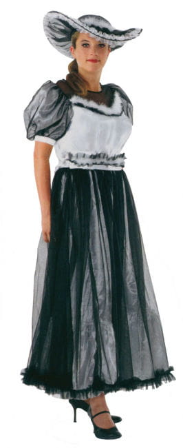 Confederate Lady Costume
