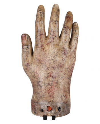 Kriechende Zombie Hand