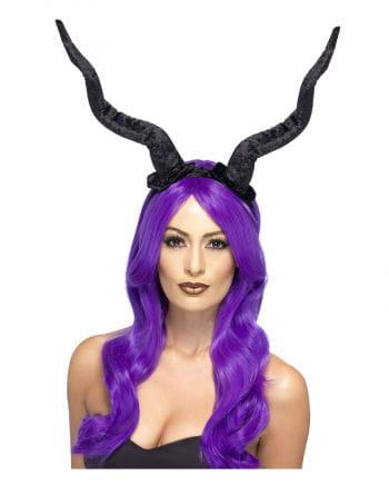 Demon Horns with Headband