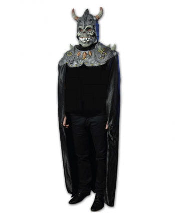 Demon Knight Mask with Cape