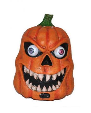 Dämonischer Halloween Kürbis mit LED und Sound