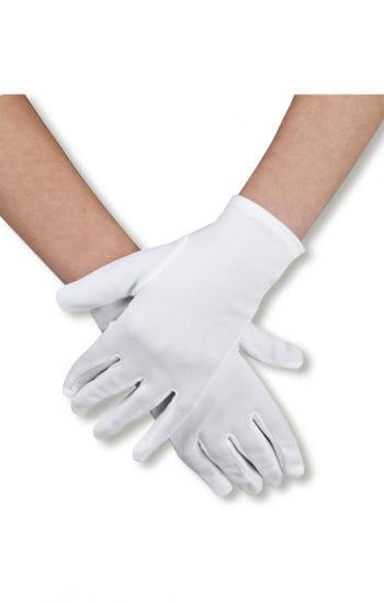 Damen Handschuhe weiß