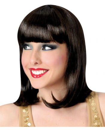Revue Girl Wig With Pony Brown