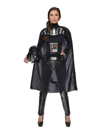 Darth Vader costume for women