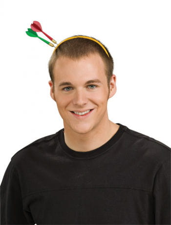 Hair band with arrows in the head