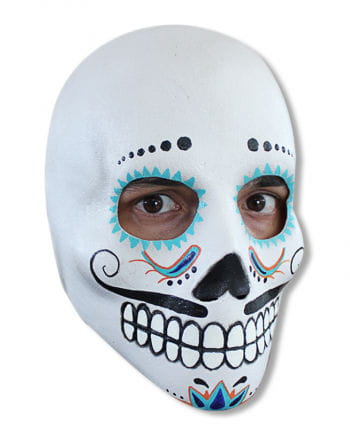 Day of the Dead Skull Mask Deluxe