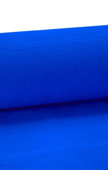 Niflamo Deko-Krepp blau 10 m