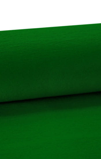 Niflamo Deko-Krepp grün 50 m