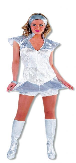 Disco Queen dress XL