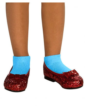 Dorothy kids shoes red