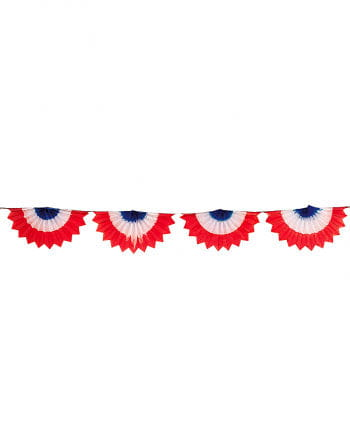 Three-color Fcher garland