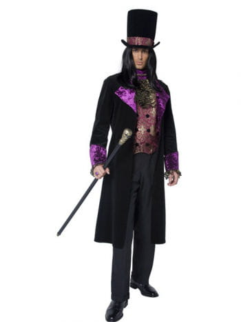 Gothic Count Vampire Costume XL