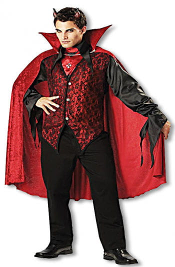Elegant Devil Costume Plus Size