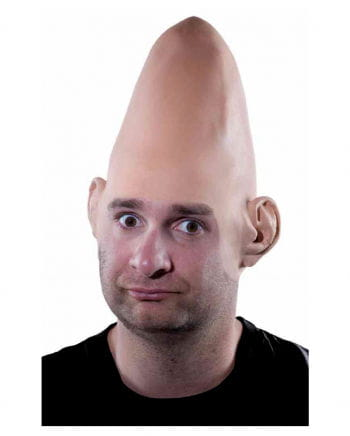 Egghead wig Conehead