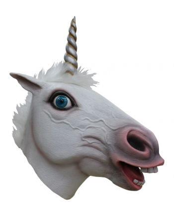 Unicorn White Mask