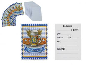 Festival invitation cards