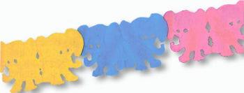 Elefanten Girlande