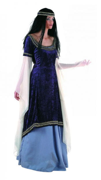 Elfenprinzessin Kostüm violett