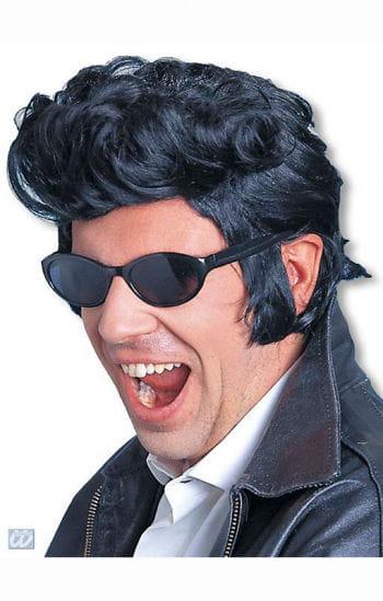 Elvis Schmalz curly wig