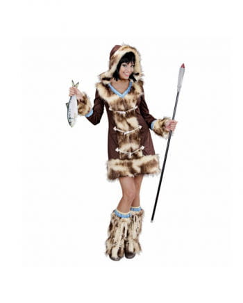 Eskimo Girl Kostüm