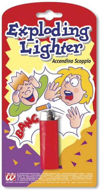 Exploding Lighter