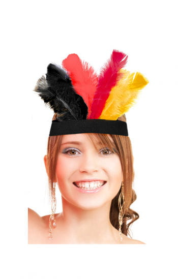 Feather Headband Germany