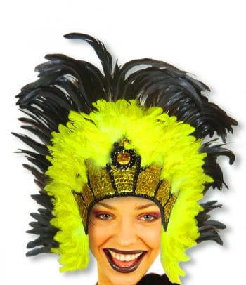 Feather headdress Rio