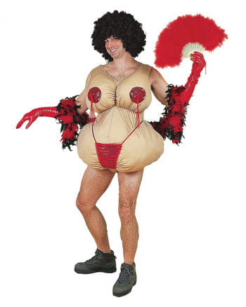 Fat Stripper costume