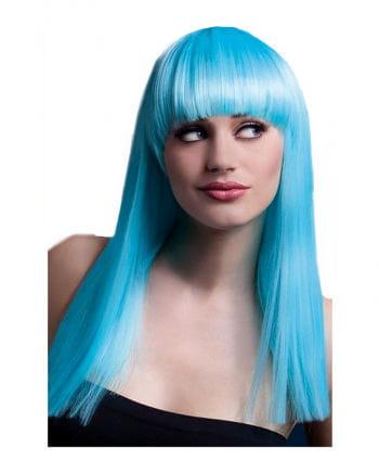 Women Percke Alexia neon aqua
