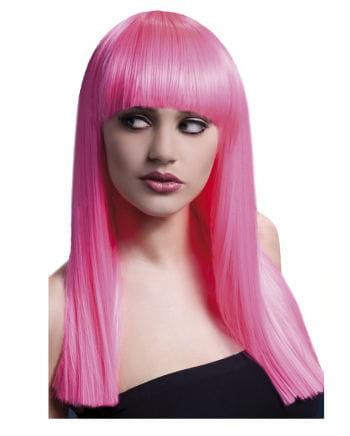 Women Percke Alexia neon pink