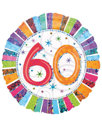 Foil Balloon Radiant 60