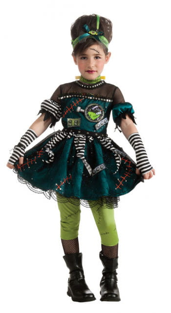 Frankenstein princess costume