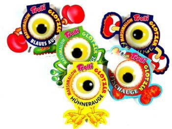 Horrible Monster Eye!
