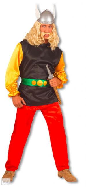 Gallic Warrior Costume. S
