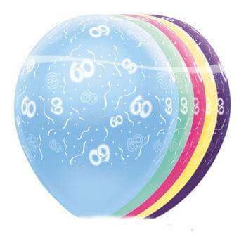 Birthday Balloons 60