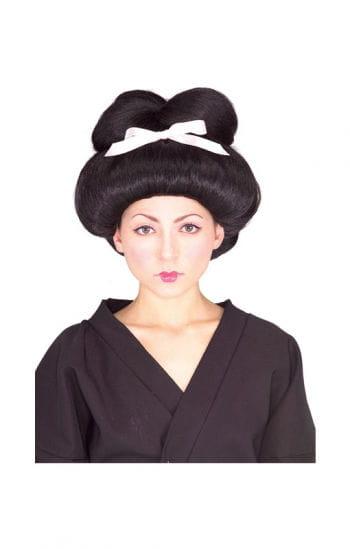 Geisha Girl Wig Deluxe